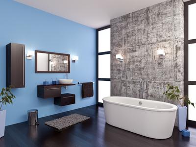 Parkett im Badezimmer | Wohnung-Einrichten.org