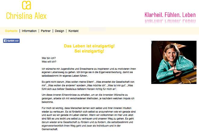 christina-alex-webseite